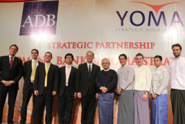 Yoma-Strategic-Holdings-chosen-as-ADB's-partner-to-develop-infrastructure-connectivity