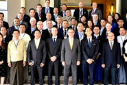 United-States-Business-Delegation-Meets-with-Myanmar-Government