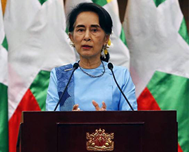 suu-kyi-urges-business-leaders-to-cooperate-and-tycoons-to-act-fairly