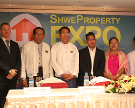 """ShweProperty.com-to-Hold-""""Hottest-Property-Deals-in-Myanmar-Expo"""""""