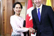 Aung-San-Suu-Kyi-Met-Justin-Trudeau-for-the-First-Time