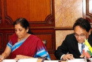 Myanmar-Discusses-Bilateral-Trade-with-India