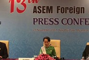 Myanmar-Hosts-ASEM-Foreign-Ministers'-Meeting-for-the-First-Time-