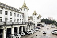 A-Consortium-of-Myanmar,-Chinese-and-Singaporean-firms-Win-Yangon-Railways-Station-Project