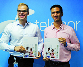 Telenor-Presents-Roadmap-to-Realize-Myanmar's-Digital-Future