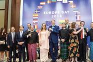 European-Union-(EU)-Celebrates-Europe-Day-in-Nay-Pyi-Taw
