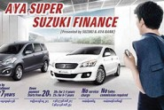 Suzuki-Myanmar-Ties-up-with-AYA-Bank