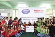 Ooredoo-and-Myanmar-Idol-Donated-38-Million-Kyats