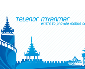 Telenor Becomes Second Provider to Offer 4G Service - Myanmar Insider