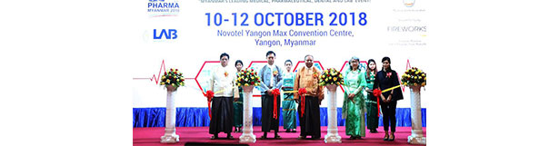 Firework Myanmar Hosted 6th Edition of Medical Myanmar 2018